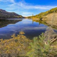 Мертвое озеро(Чейбек-Коль) :: И.В.К. ))