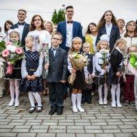 Первый раз в первый класс! :: Андрей Рудой