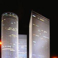 Ночной Тель Авив ... :: Aleks Ben Israel