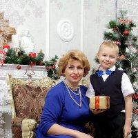 новогоднее настроение :: МАРИНА шишкина