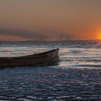 Лодка :: Artem Zelenyuk
