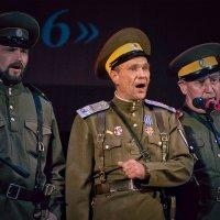 Дед пел ещё громче! :: Виктор Никаноров