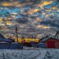 Вчера был закат :: Александр Кореньков