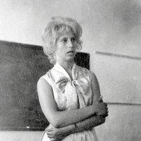 Сельская учительница 70 годов :: Олег Меркулов
