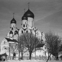 Храм Серафима Саровского в селе Раёво :: Яков Реймер