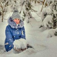Когда снег ещё не надоел .... :: Va-Dim ...