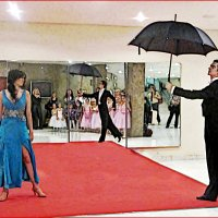 танец с зонтиком :: Natalia Mihailova