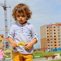Глеб строитель... :: Анна Шишалова