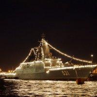 Ночь ВМФ :: Ася Зайцева