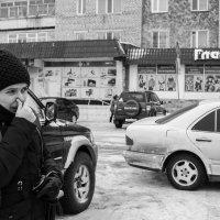 Такой он, зимний гламур) :: Алена Демченко