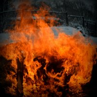 пламя :: Евгений Боев