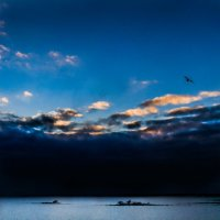 там где кончается море :: Anrijs Slišāns