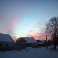 Зима в деревне :: Tarka