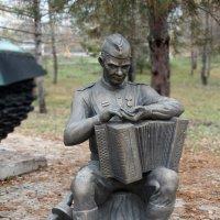 Памятник Василию Теркину :: Алексей Каравайцев