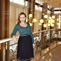 Воскресное посещение театра :: Natalia Alekseeva