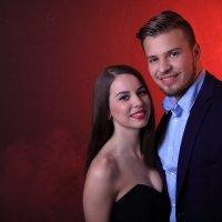 Каралина и Сергей :: Андрей Арнольд