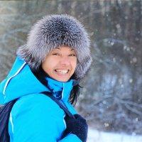 Зимой :: Татьяна Баценкова