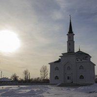 Мусульманская соборная мечеть :: Алексей Павленко