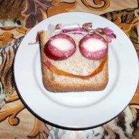 Веселый бутерброд :: Oleg Arince