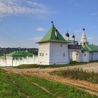 Богородице-Рождественский Анастасов монастырь :: Константин