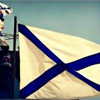 Под Российским Крестовым флагом :: Кай-8 (Ярослав) Забелин