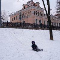 Центровой ребёнок :: Алексей Колганов