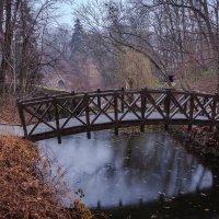 Буду ждать у моста :: Artem Zelenyuk