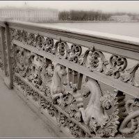 Мост через любимую реку :: Galina Belugina