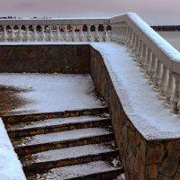 Первый снег :: Евгений Небензя