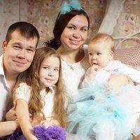 Семейная идилия :: Елена Мордасова