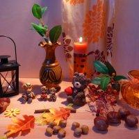 В благодарность осени (серия). До свидания, осень! :: Nina Yudicheva