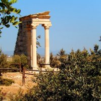 Древний город Курион :: Natali