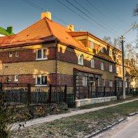 Дом в Тильзите :: Игорь Вишняков