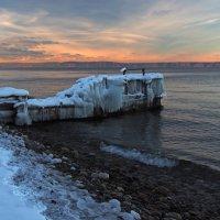 На Байкале в ноябре... :: Александр Попов