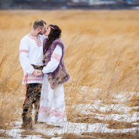 старославянская свадьба :: Настасья Авдеюк
