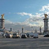 Мост Александра Третьего (Русский  мост ) :: Виталий Селиванов
