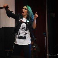 Концерт рок-группы Louna :: Ksyusha Pav