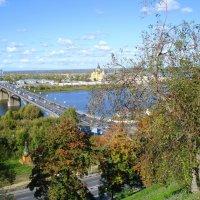 Осенние акварели... :: Андрей Головкин