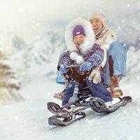 зима! :: Гульнара Джарова