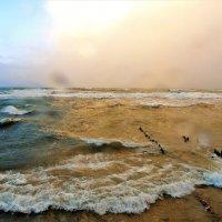 Море волнуется, раз... :: Елена Ом