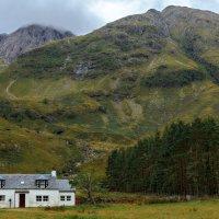 Одиночество в горах :: Максим Дорофеев