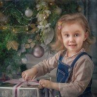 Подарок :: Roman Sergeev