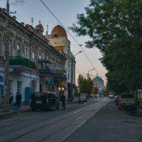 Вечер в Евпатории :: Игорь Кузьмин