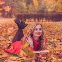 Осеннее чтение :: Tatyana Smit