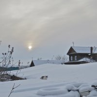 первый день зимы :: НАТАЛЬЯ