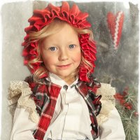 Little Red Hood :: Elena Fokina