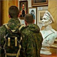 Защитники Севастополя. Связь времён... :: Кай-8 (Ярослав) Забелин