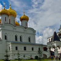 Ипатьевский Монастырь :: Vera Ostroumova