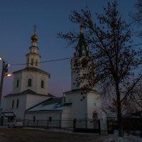 Вечер во Владимире :: Сергей Цветков