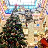 Новогодний Детский мир :: Константин Поляков